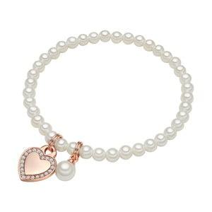 Perłowa bransoletka Die, perła 4 mm