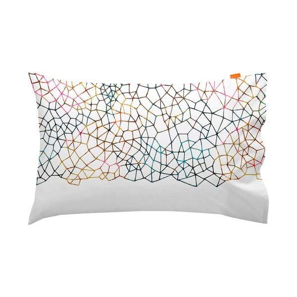 Poszewka na poduszkę Blanc Net, 50x80 cm