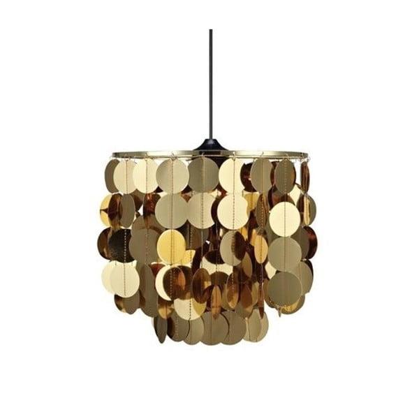 Lampa sufitowa Markslöjd Zumba, złota