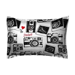 Poszewka na poduszkę Hipster Clic, 50x70 cm