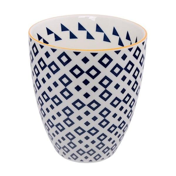 Porcelanowa filiżanka Geometric No4, 8,7x9,8 cm