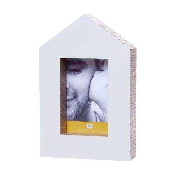 Ramka na zdjęcia House Wood White