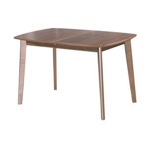 Stół rozkładany Teo, 120-150 cm, ciemny
