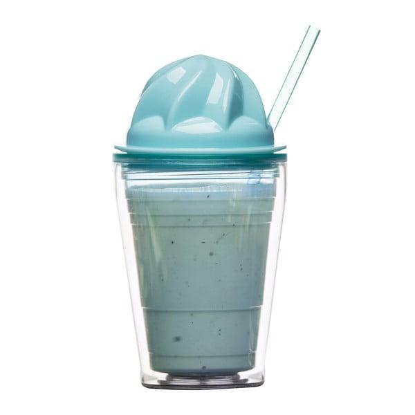 Zielony   kubek do mlecznych koktajli Sagaform