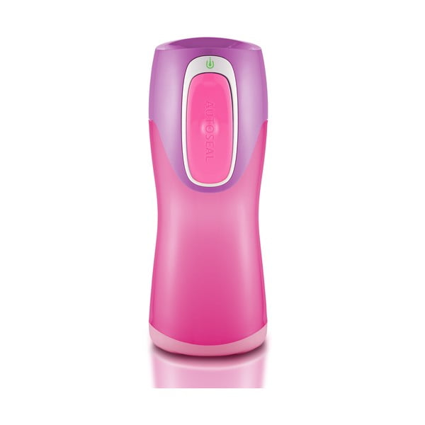 Różowa butelka dziecięca Premier Housewares Runabout,300ml