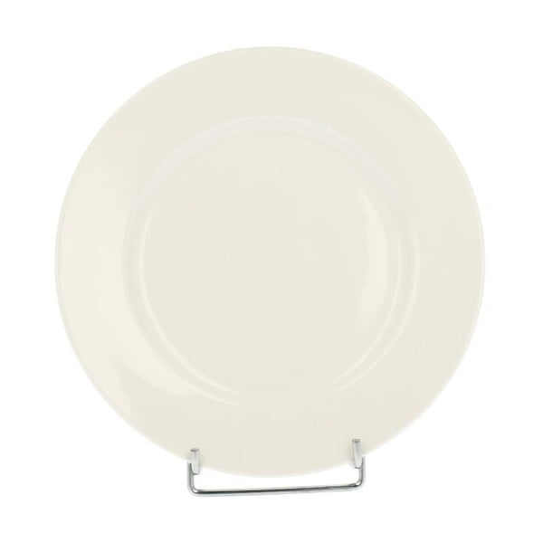 Porcelanowy talerzyk deserowy Pure 20 cm