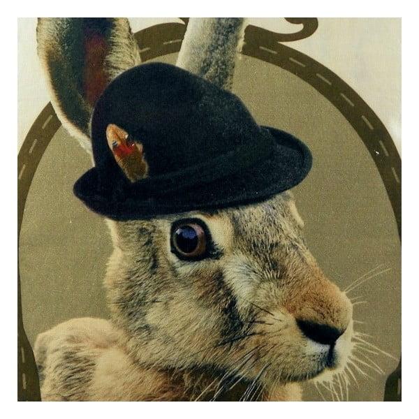 Poduszka Alm Hare 50x50 cm