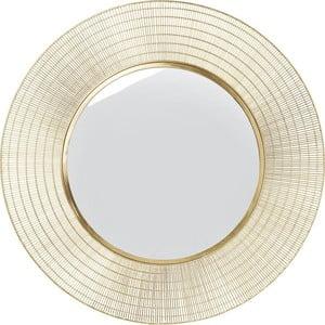 Lustro Kare Design Nimbus Messing, ø 90 cm