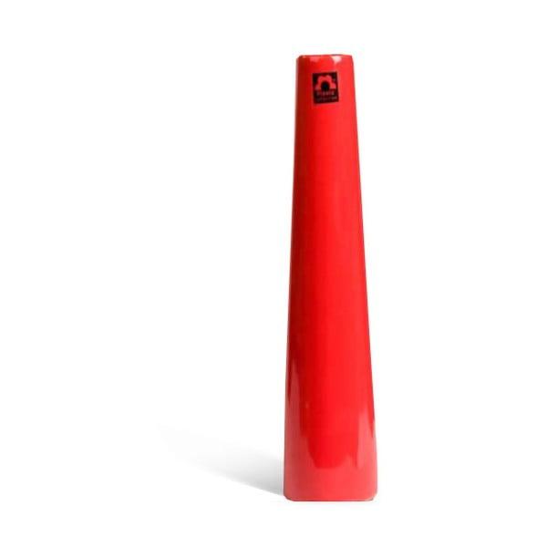 Wazon Maroni 41 cm, czerwony