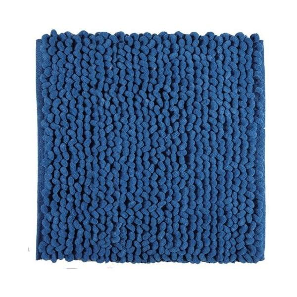 Dywanik łazienkowy Luka Denim Blue, 60x60 cm