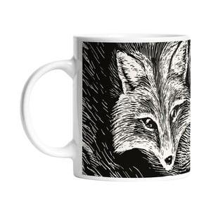 Kubek Black Shake Sleepy Fox, 330 ml