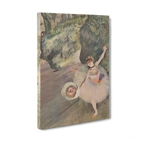 Obraz The Star - Edgar Degas, 50x70 cm