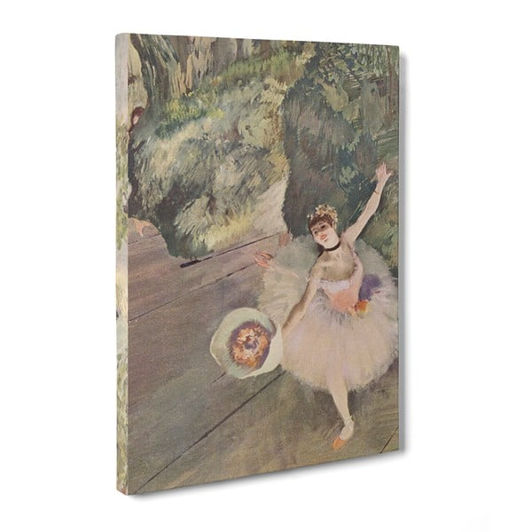 Obraz The Star - Edgar Degas, 50x70 cm