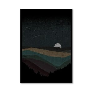Plakat Moonrise, 30x42 cm