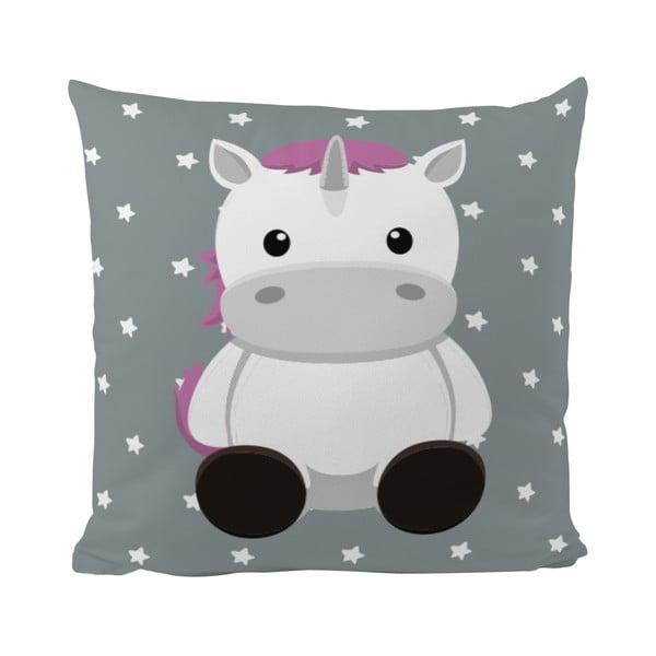 Poduszka Mr. Little Fox Baby Unicorn, 50 x 50 cm