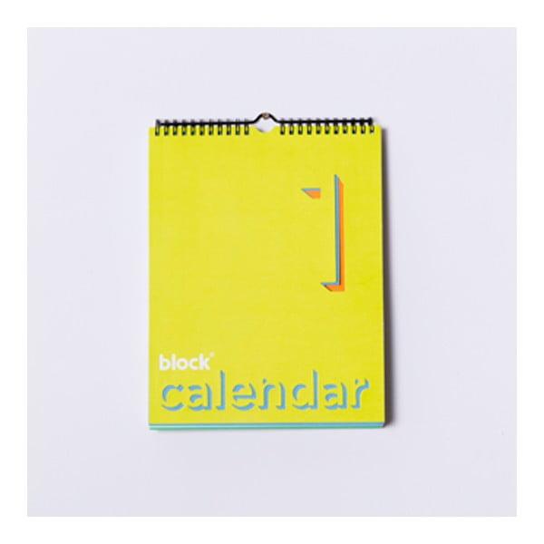 Kalendarz ścienny Flip Multi