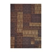 Dywan Patchwork 8 Brown, 62x124 cm