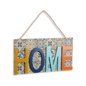 Napis dekoracyjny z drewna VERSA Home