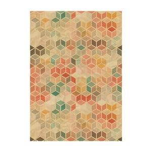 Winylowy dywan Cubos Vitnage, 120x170 cm
