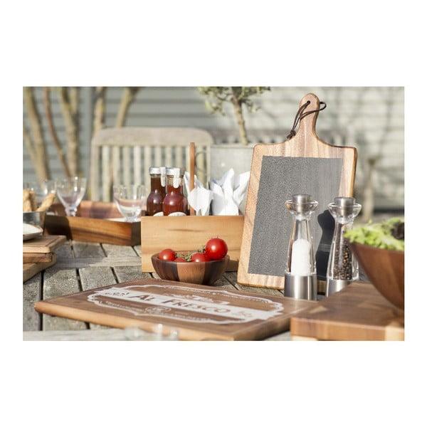 Deska do krojenia z drewna akacjowego T&G Woodware Tuscany, dł. 38 cm
