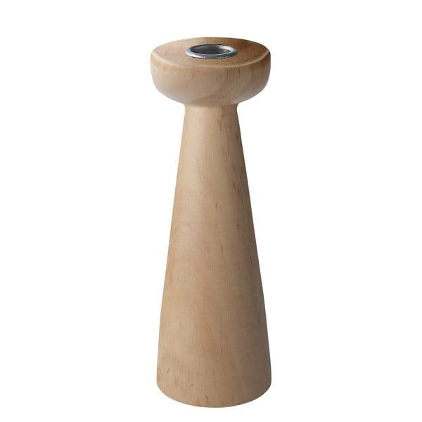 Świecznik Wood, 20 cm