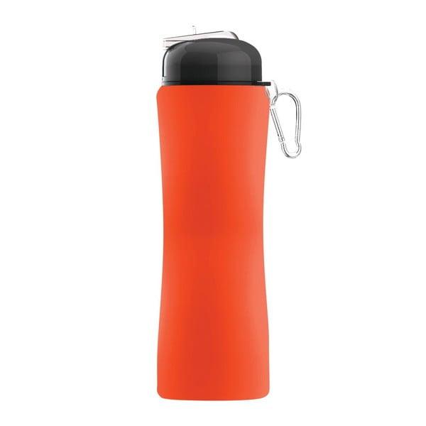 Rewolucyjna butelka Sili-Squeeze, pomarańczowa, 650 ml