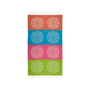 Ręcznik hammam Blossom, kolorowy