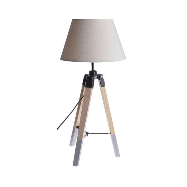 Lampa stołowa Grey Foot, 52 cm
