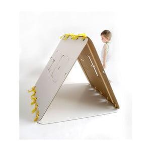 Domek dla dzieci Unlimited Design For Children Żółta wstążka