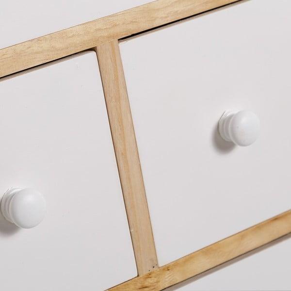 Komoda z szufladami Skandy, 94 cm