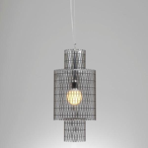 Lampa wisząca Nippon Emporium, czarna