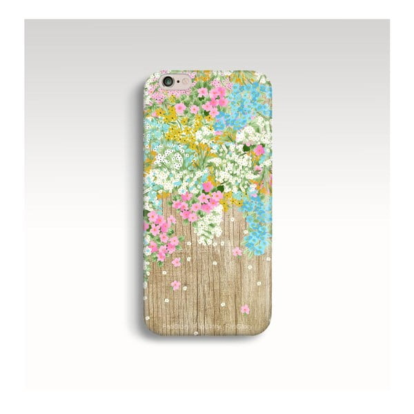 Etui na telefon Wood Garden na iPhone 5/5S
