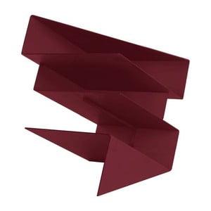 Stojak na gazety Origami Red
