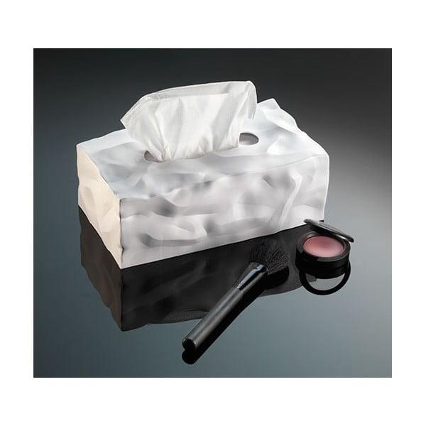 Pudełko na chusteczki Wipy II Białe