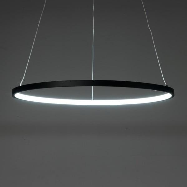 Okrągła lampa wisząca Tomasucci Ring, ⌀ 60 cm
