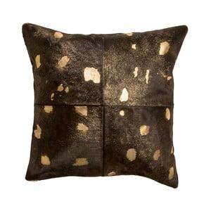 Poduszka Capa Black Gold, 45x45 cm