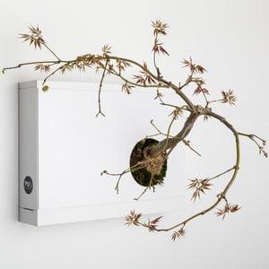 Doniczka naścienna Artkami Destra, 38x27 cm