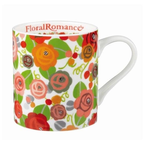 Kubek JD Floral Romance, 340 ml
