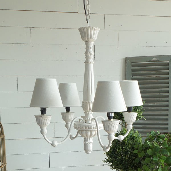 Lampa wisząca Orchidea Milano Old White