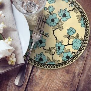 Zestaw 2 mat stołowych Oriental
