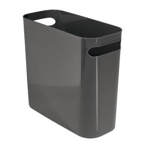 Kosz do przechowywania Una Black, 27x12 cm