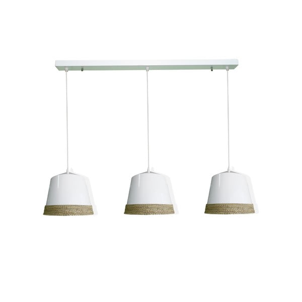 Lampa wisząca Rope Trio