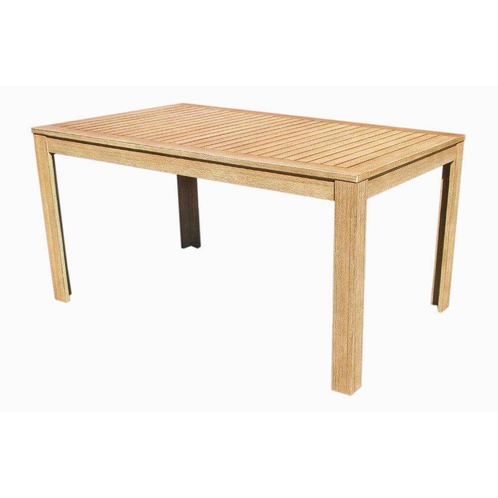 Stół ogrodowy z drewna akacji Ezeis Falcon,150x90cm