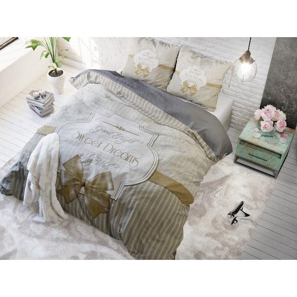 Pościel Sweet Dreams 200x220 cm, beżowa