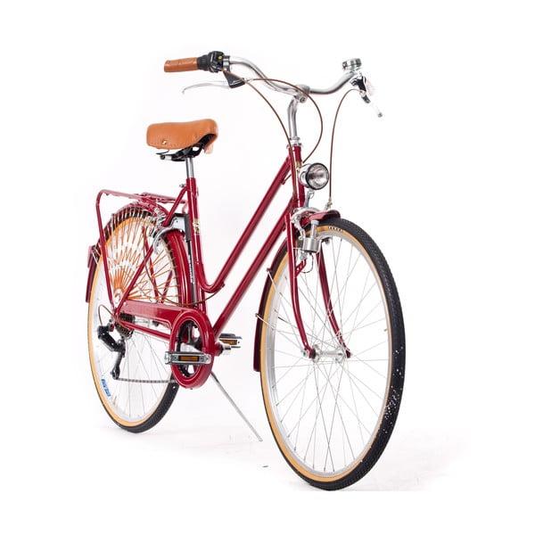Rower miejski Taurus Red