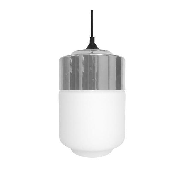 Lampa sufitowa Masala, srebrna