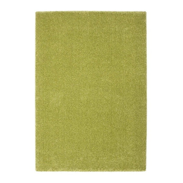 Dywan Cuba Basic 510 zielony, 120x170 cm
