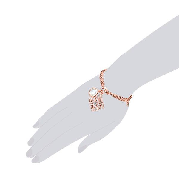Bransoletka z kryształami Swarovski Lilly & Chloe Edwige