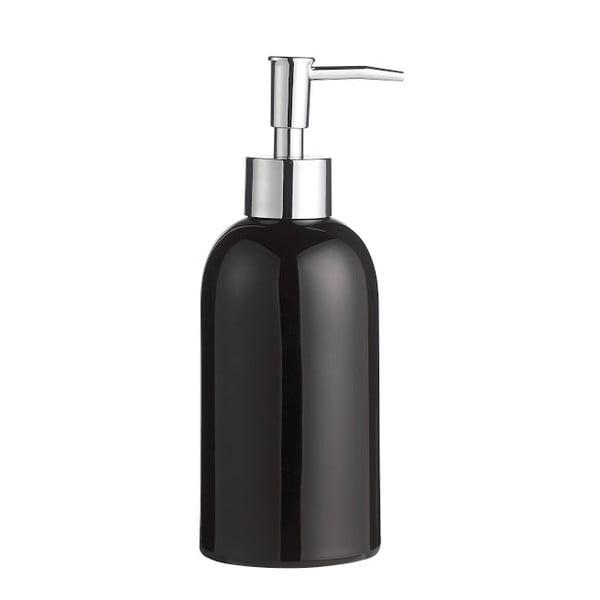 Dozownik mydła Galzone, czarny
