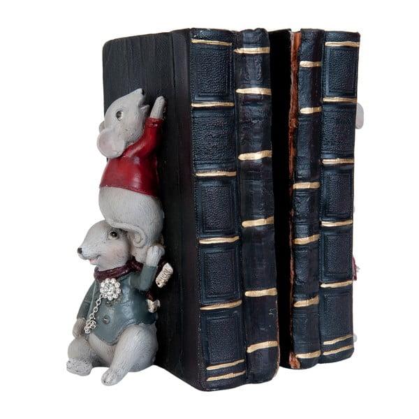 Podpórki do książek Clayre & Eef Mouse Job